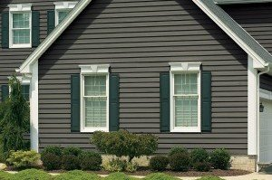 Shutters and decorative moldings