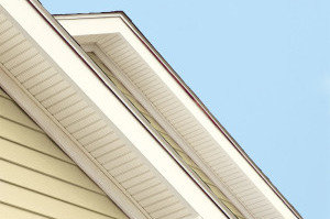 Fascia for siding